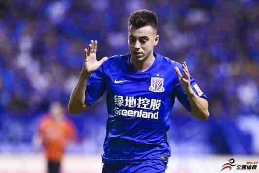 博洛尼亚有意引进上海申花前锋艾尔沙拉维