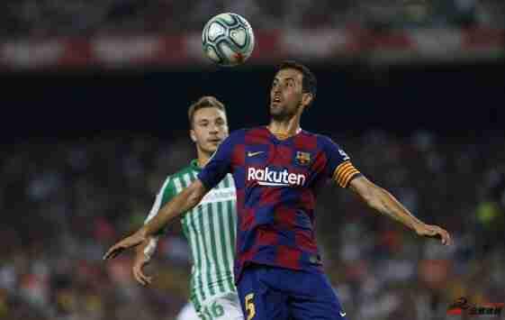 西班牙中场布斯克茨下赛季可能将留在巴萨