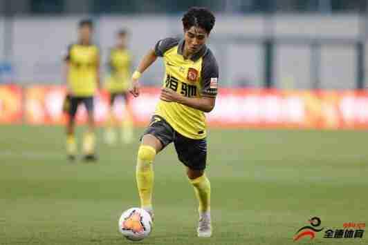 广州恒大排在A组大连赛区榜首