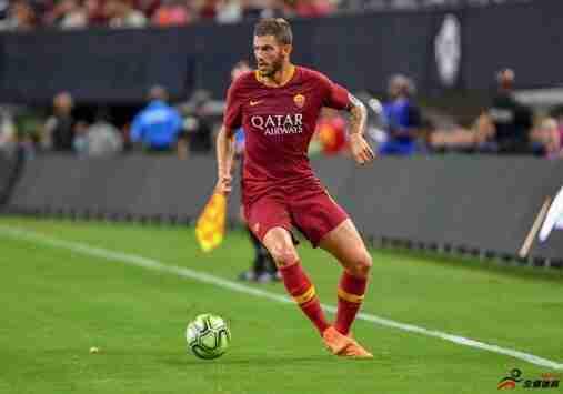罗马边后卫桑顿即将租借加盟土超球队贝西克塔斯