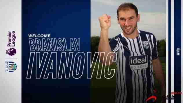 36岁老将伊万诺维奇回归英超,加盟升班马西