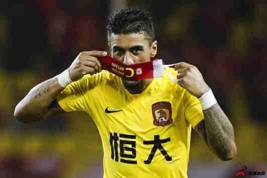保利尼奥:很感谢广州恒大在最困难的时候签
