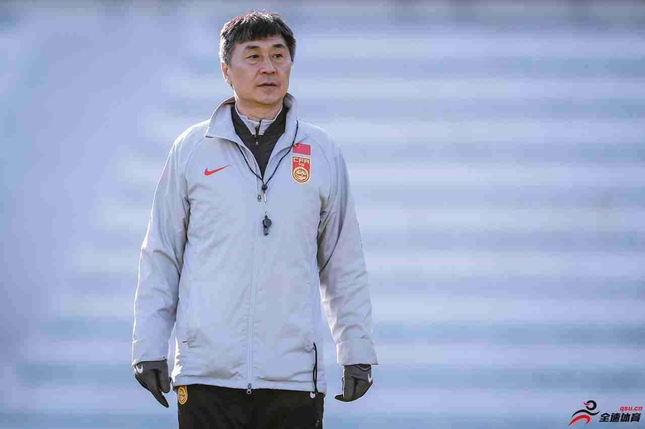 为备战明年二月的奥预赛附加赛,中国女足将进行三期集训