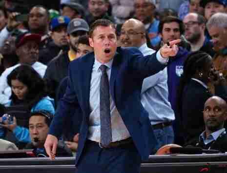 戴夫-乔尔格目前正在考虑加盟里弗斯的教练