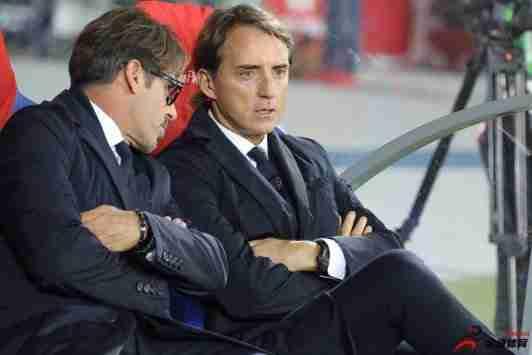 曼奇尼治下的意大利已经连续22场比赛不败了