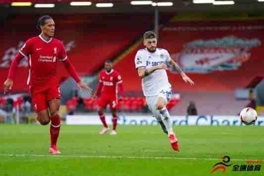 利物浦后卫范迪克本周已开始进行轻量的恢复训练