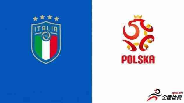 欧国联-意大利vs波兰首发:多纳鲁马领衔