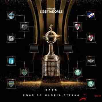 南美解放者杯半决赛抽签结果揭晓