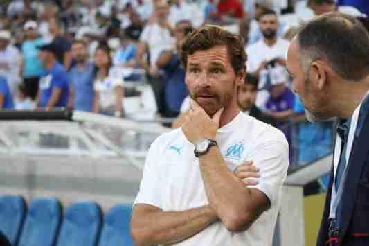 马赛在打破了自己本赛季欧冠进球荒