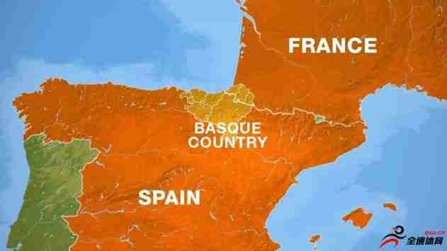 西班牙巴斯克地区的足球协会正在欧足联以及
