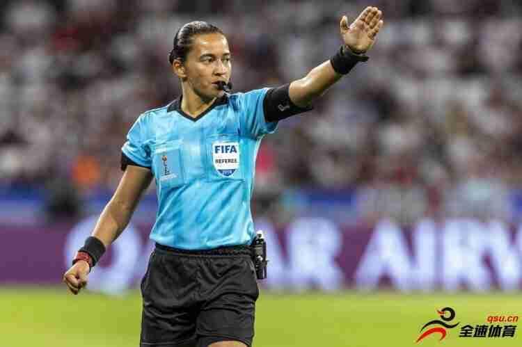2020年卡塔尔世俱杯,将首次有女子裁判组参与执法