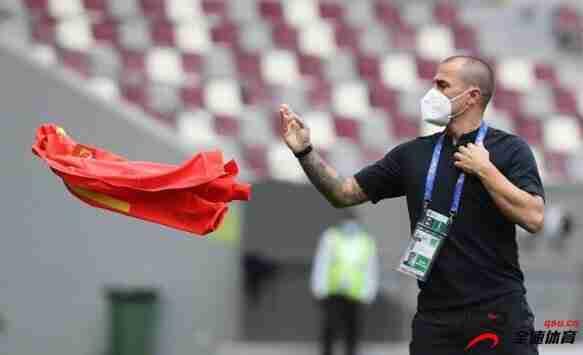 卡纳瓦罗与其教练组确定了返回中国的计划行