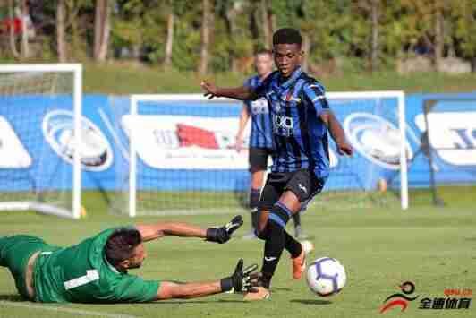 意甲亚特兰大队18岁边锋阿玛德-迪亚洛已正式