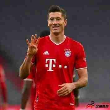 拜仁前锋莱万谈到了即将到来的世俱杯