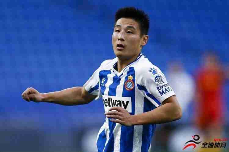 前西班牙人CEO:上周西甲在中国被选为最佳联赛,这主要得益于武磊