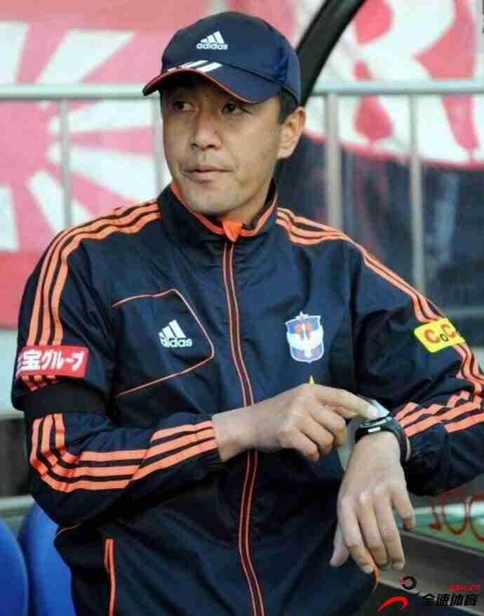 日本籍体能教练黑崎久志已经加盟山东泰山教练组