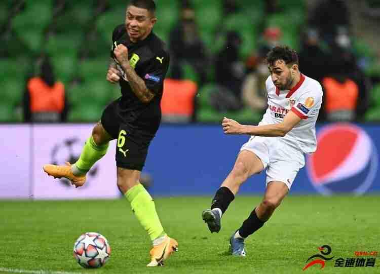 塞维利亚前锋穆尼尔已经获得了代表摩洛哥国家队出战的资格