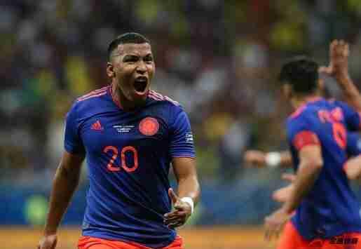 博洛尼亚希望在冬窗的最后时刻签下哥伦比亚前锋罗杰-马丁内斯