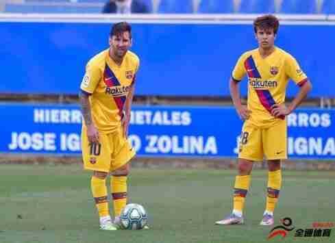 梅西在巴萨打进的第650个进球,其中西甲进球