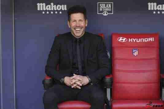 西蒙尼已经在西甲联赛获得214场胜利,超过巴