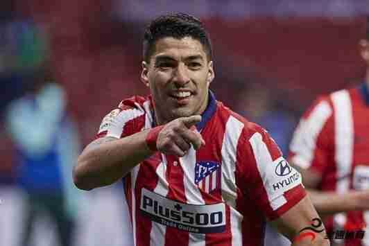 苏亚雷斯在马竞的场均联赛进球数为0.88个