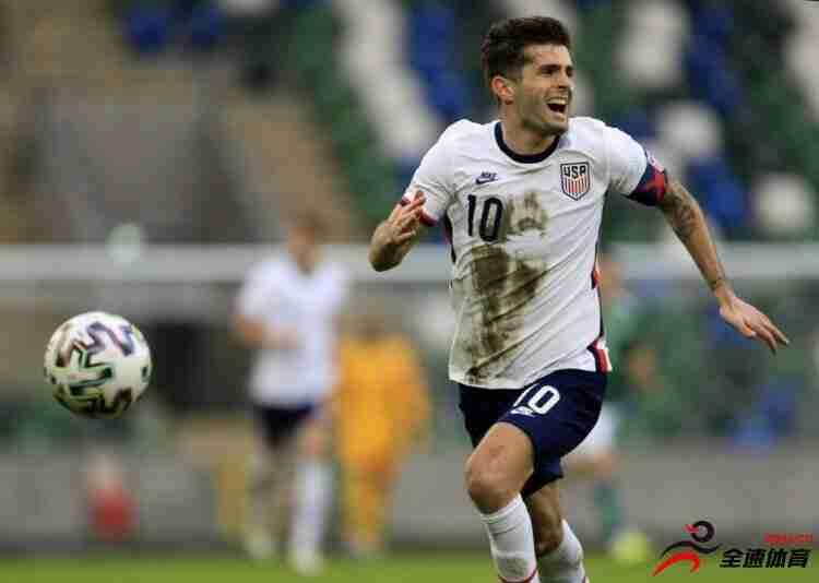 普利西奇如果保持在国家队的表现,能够取得更高成就