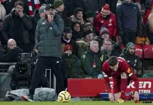 索内斯:利物浦的下滑不仅仅是主教练的原因,还有球员