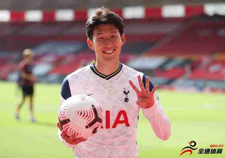 日媒:孙兴慜一人的身价就超日本队总和,他是公认的亚洲头号球星