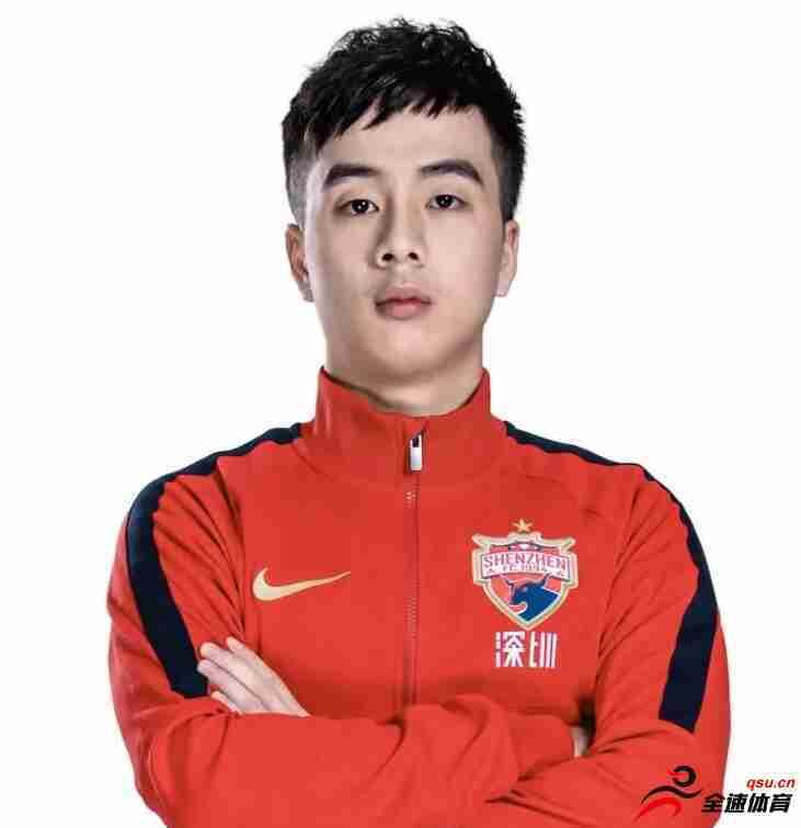 徐越徐浩峰及叶力江同时入选中国U22男子足球队