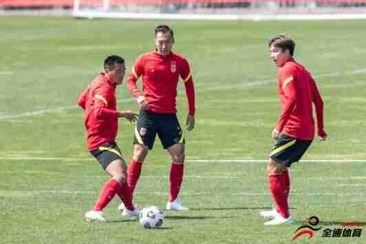 中国男足将于5月20日入驻苏州赛区,其余四队