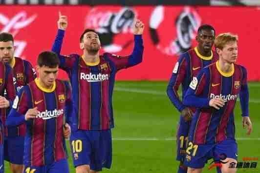 拉波尔塔顾问团成员:能吸引梅西的是提升球