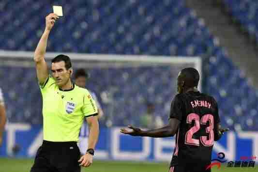 国王杯决赛将由主裁判穆努埃拉执法,本赛季