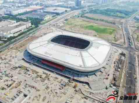 浦东足球场有望本月正式启用,同时虹口将进
