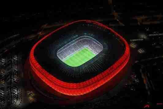 拜仁末轮对阵奥格斯堡,届时将允许250名球迷入场观战