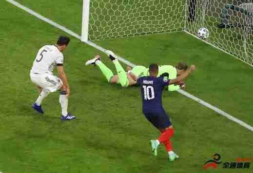 0-1不敌法国,这是德国队队史首次在欧洲杯首战告负