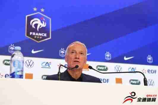 德尚:我承担输球的责任,结局让人心碎但这就是足球