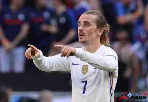 格列兹曼:与葡萄牙的比赛会有家人现场观战 C罗是所有球员的