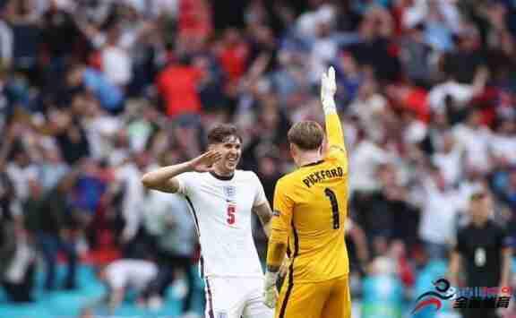 连续4场零封!英格兰是目前欧洲杯唯一一支还未丢球的球队