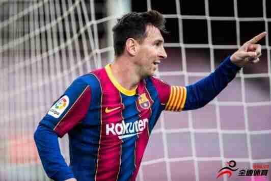 巴萨对续约梅西有信心,他如果离队俱乐部的形象会受到打击