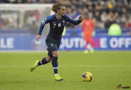 格列兹曼是法国头号点球手,但他可决定是否让给队友罚