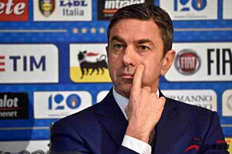 选择曼奇尼是意大利足球转折点 当初真没想到成就如此高