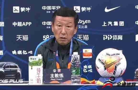 崔康熙:下午4点的比赛对球员非常困难 球员在精神上不能松懈