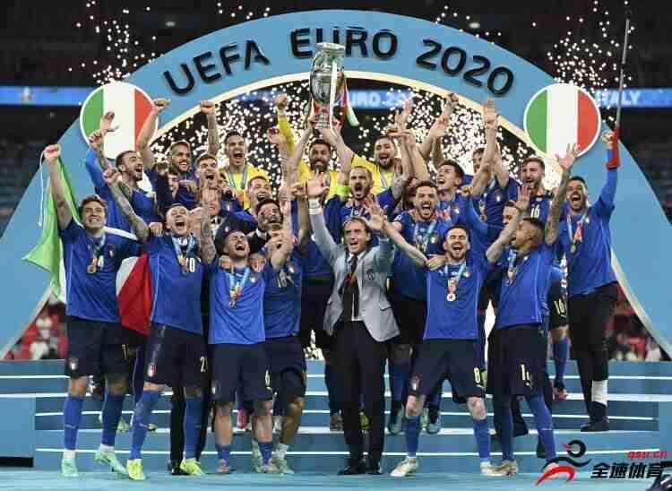卢卡-托尼:意大利在被看低时总能展示特别的东西 曼奇尼早就说会夺冠