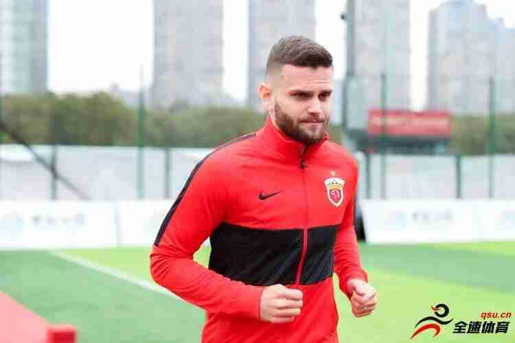 海港今天重新集结,外援迈斯托罗维奇回归球队
