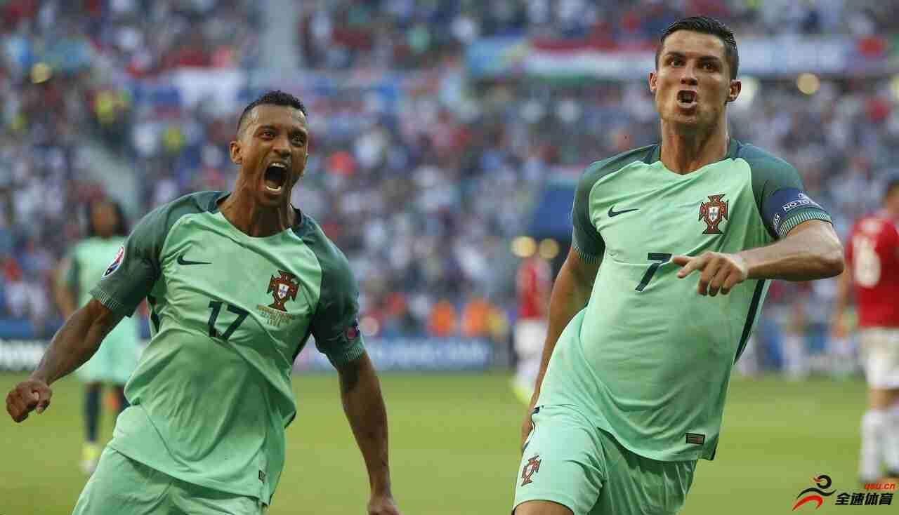 纳尼:C罗告诉我他最终可能前往美国踢球