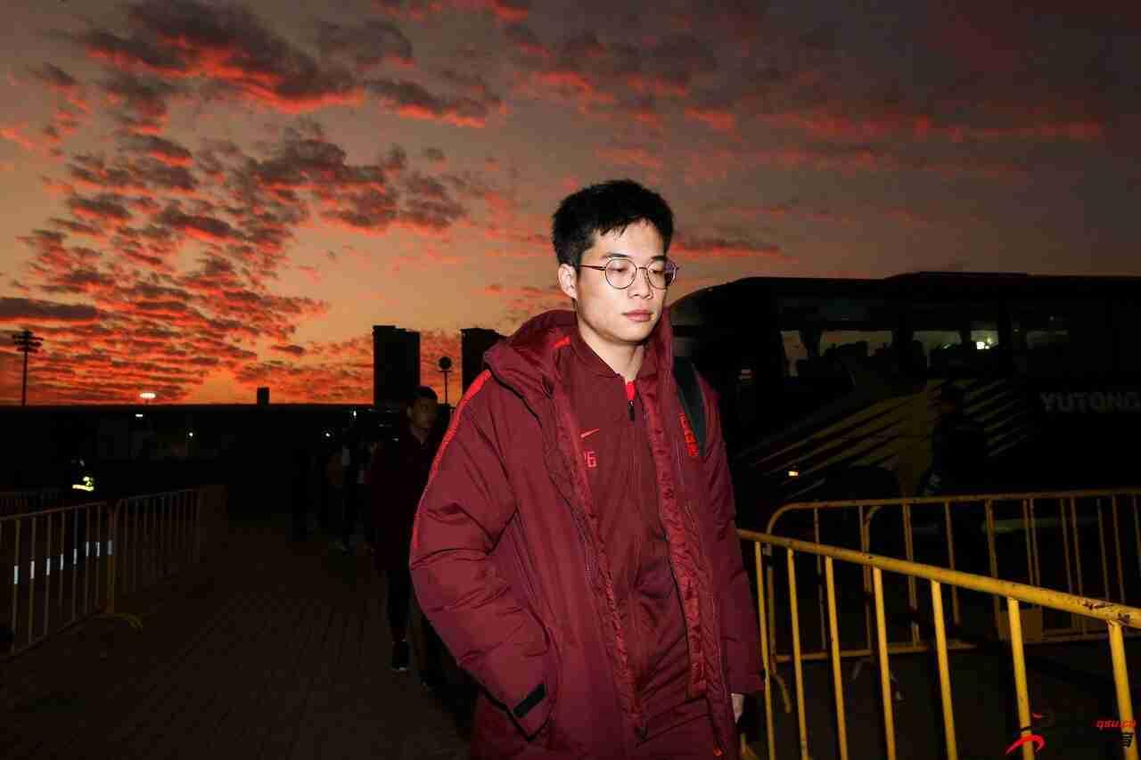 武磊对于段刘愚可能赴西甲踢球表达了他的看法