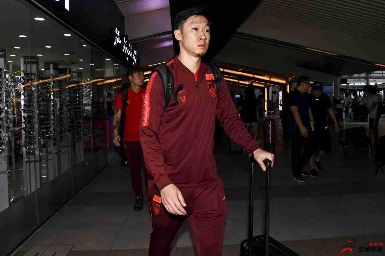 中国足协公布了国家队31人名单,泰山中场徐新成功入选