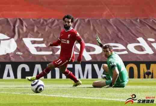 利物浦与萨拉赫的续约谈判卓有成效 预计会
