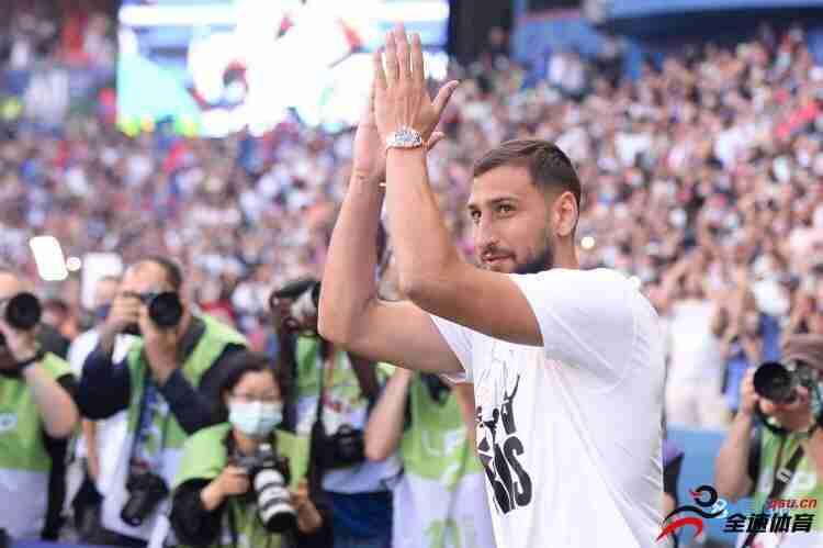 多纳鲁马对曼城会首发,他终于将完成个人欧冠首秀