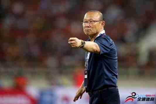 朴恒绪率队踢完世预赛后,会带领越南U22参加